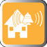 House Alarms Icon